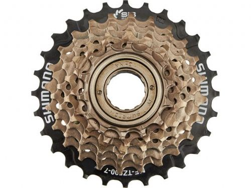 Shimano MF-TZ500 7 Speed Freewheel 14-28